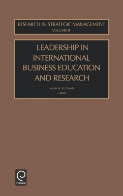 Jacket image for Leadership in International Business Education and Research
