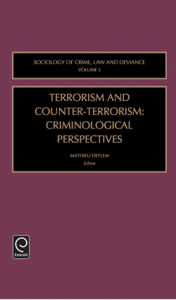 Jacket image for Terrorism and Counter-Terrorism