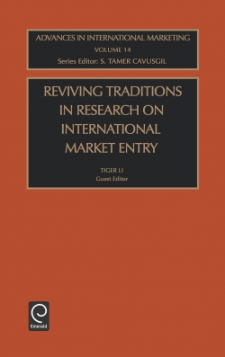 Jacket image for Reviving Traditions in Research on International Market Entry