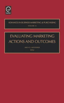 Jacket image for Evaluating Marketing Actions and Outcomes