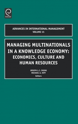 Jacket image for Managing Multinationals in a Knowledge Economy