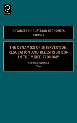 Jacket image for The Dynamics of Intervention