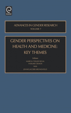 Jacket image for Gender Perspectives on Health and Medicine