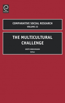 Jacket image for Multicultural Challenge