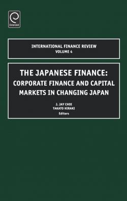 Jacket image for Japanese Finance