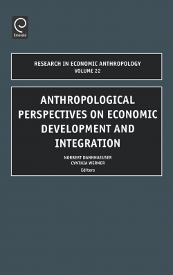 Jacket image for Anthropological Perspectives on Economic Development and Integration