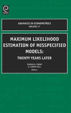 Jacket image for Maximum Likelihood Estimation of Misspecified Models