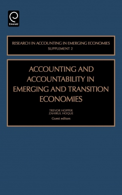 Jacket image for Accounting and Accountability in Emerging and Transition Economies