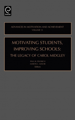 Jacket image for Motivating Students, Improving Schools