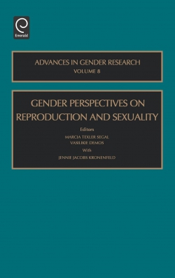 Jacket image for Gendered Perspectives on Reproduction and Sexuality
