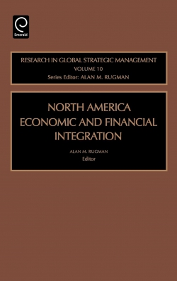 Jacket image for North American Economic and Financial Integration