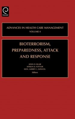 Jacket image for Bioterrorism Preparedness, Attack and Response