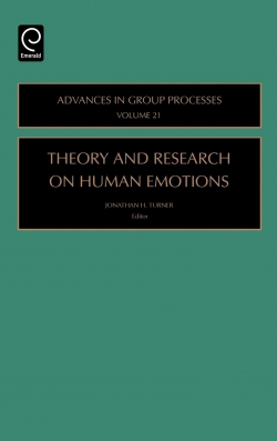 Jacket image for Theory and Research on Human Emotions
