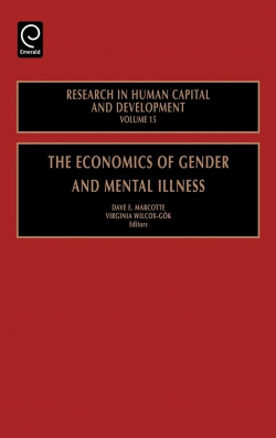 Jacket image for The Economics of Gender and Mental Illness