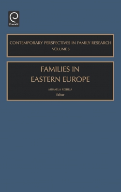 Jacket image for Families in Eastern Europe