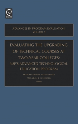 Jacket image for Evaluating the Upgrading of Technical Courses at Two-Year Colleges