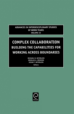 Jacket image for Complex Collaboration