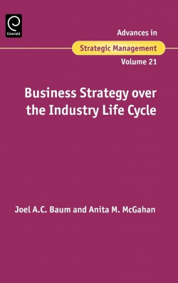 Jacket image for Business Strategy over the Industry Lifecycle