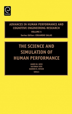 Jacket image for The Science and Simulation of Human Performance