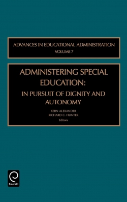 Jacket image for Administering Special Education