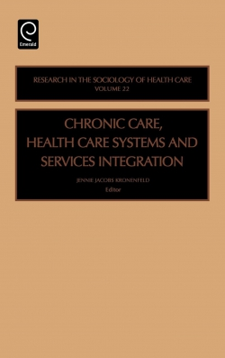 Jacket image for Chronic Care, Health Care Systems and Services Integration
