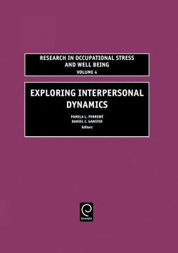 Jacket image for Exploring Interpersonal Dynamics