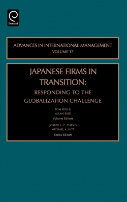 Jacket image for Japanese Firms in Transition