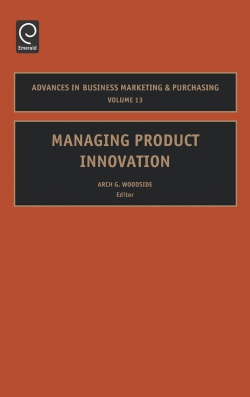 Jacket image for Managing Product Innovation