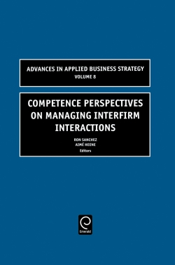 Jacket image for Competence Perspectives on Managing Interfirm Interactions