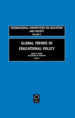 Jacket image for Global Trends in Educational Policy