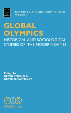 Jacket image for Global Olympics