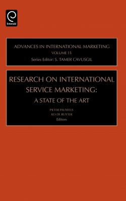 Jacket image for Research on International Service Marketing