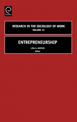 Jacket image for Entrepreneurship