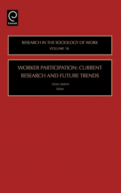 Jacket image for Worker Participation