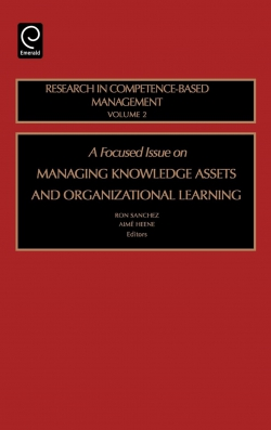 Jacket image for Focused Issue on Managing Knowledge Assets and Organizational Learning
