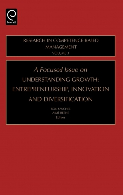 Jacket image for Focused Issue on Understanding Growth