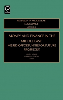 Jacket image for Money and Finance in the Middle East