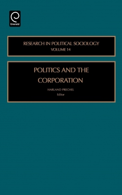 Jacket image for Politics and the Corporation