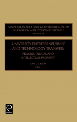 Jacket image for University Entrepreneurship and Technology Transfer