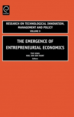 Jacket image for The Emergence of Entrepreneurial Economics