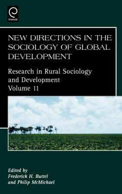 Jacket image for New Directions in the Sociology of Global Development