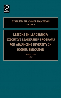Jacket image for Lessons in Leadership