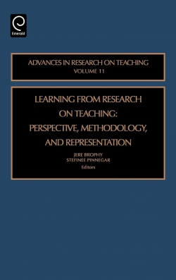 Jacket image for Learning from Research on Teaching