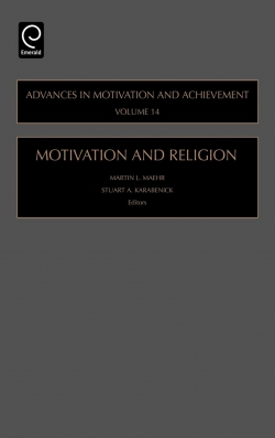 Jacket image for Motivation and Religion