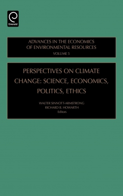 Jacket image for Perspectives on Climate Change