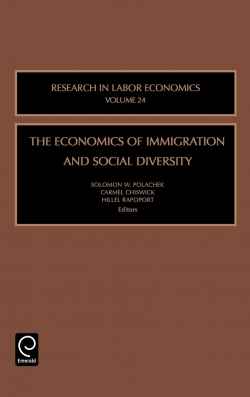 Jacket image for The Economics of Immigration and Social Diversity