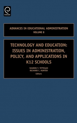 Jacket image for Technology and Education