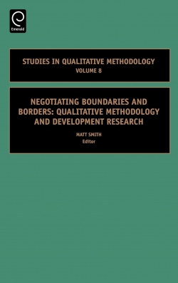 Jacket image for Negotiating Boundaries and Borders