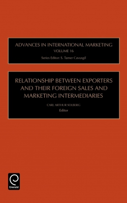 Jacket image for Relationship Between Exporters and Their Foreign Sales and Marketing Intermediaries