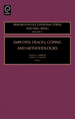 Jacket image for Employee Health, Coping and Methodologies